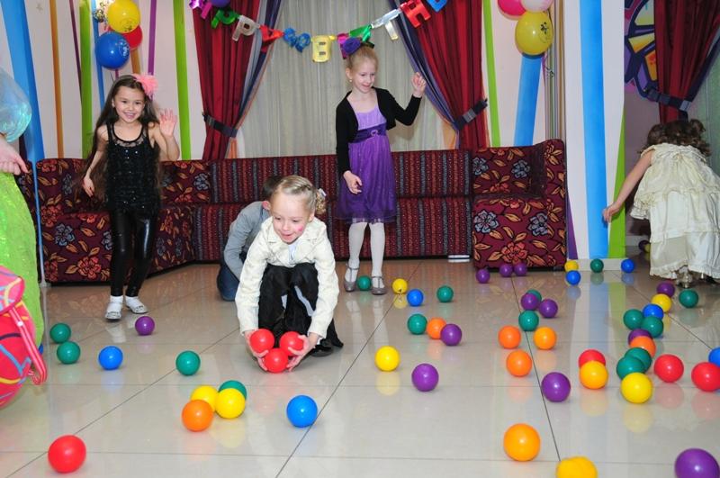 Конкурсы в доме для детей